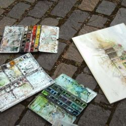 plein-air- Pfalz